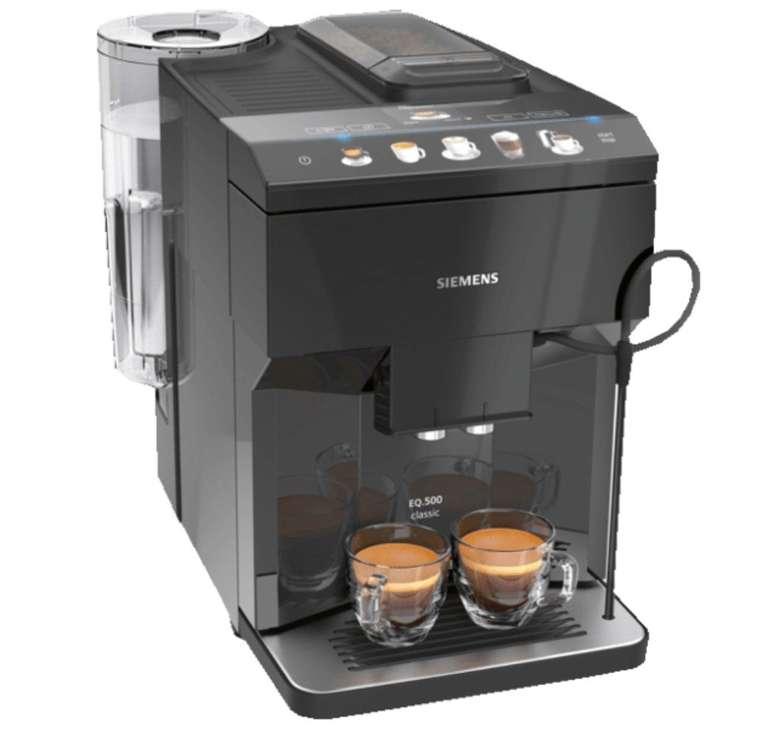 Siemens TP501D09 EQ.500 Integral Classic Kaffeevollautomat für 499€ inkl. Versand (statt 511€)