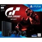 PlayStation 4 Slim 1TB + Gran Turismo Sport + 2. DualShock 4 Controller ab 254€