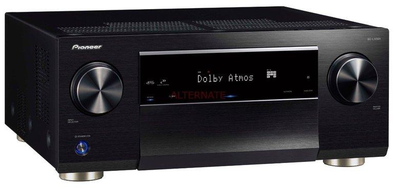 Pioneer SC-LX501 Netzwerk AV Receiver nur 804,99€ inkl. Versand