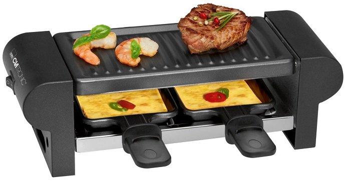 """Clatronic - """"RG 3592"""" Raclette Grill mit 2 Pfannen für 10,94€ inkl. VSK"""