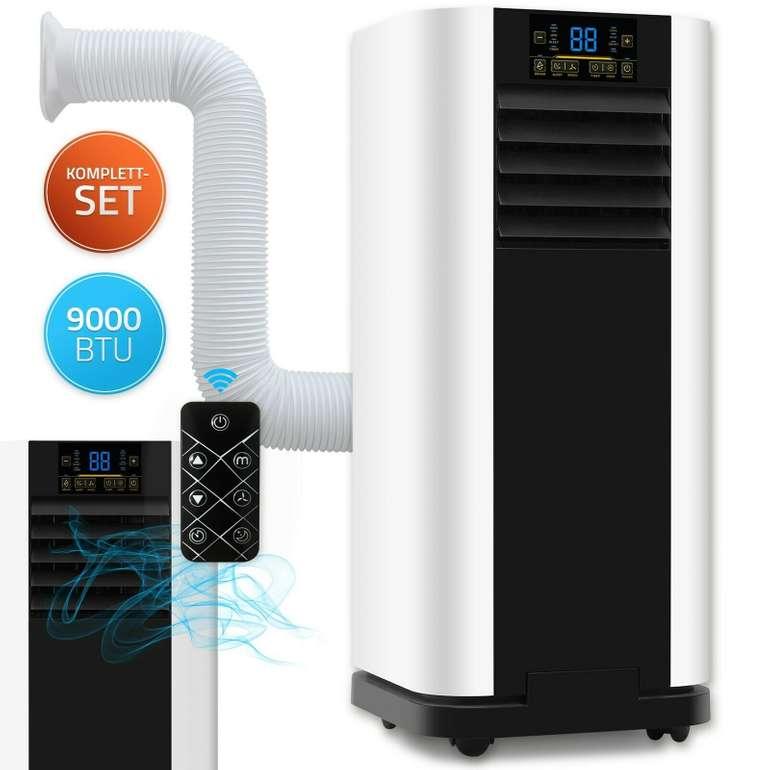 Home Deluxe Mokli XL Klimaanlage (kühlen, heizen, entfeuchten, lüften) mit 9000BTU für 239€ (statt 268€)