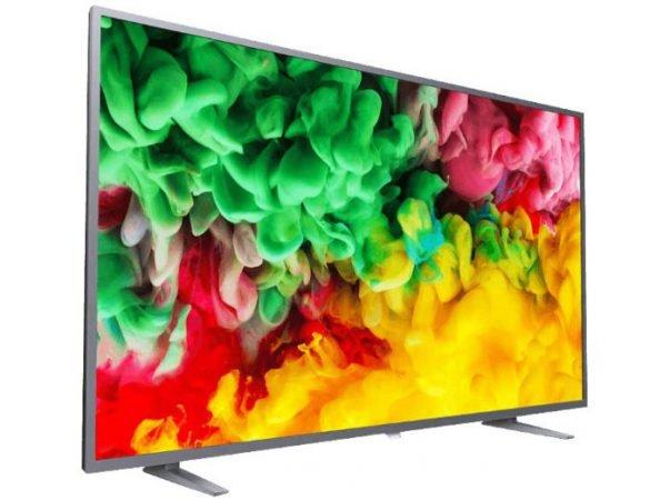 Philips 50PUS6703/12 Smart TV (50 Zoll, UHD 4K) für 399,60€ - Saturn Card!