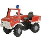 Rolly Toys Kinderfahrzeug Unimog Feuerwehr für 120€ inkl. Versand (statt 150€)