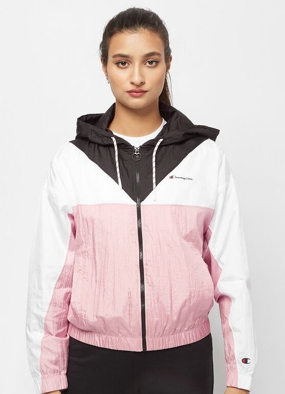 Champion Roc Hooded Full Zip Sweatshirt für 43,99€ inkl. Versand (statt 50€)