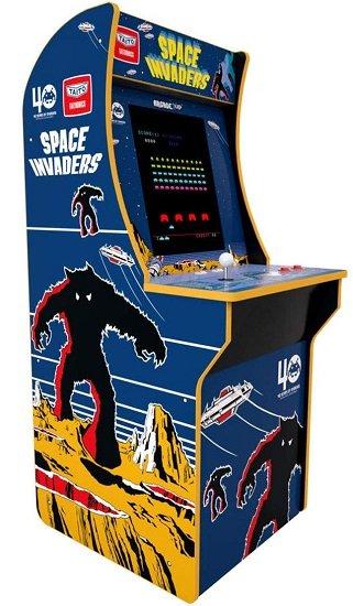 Sambro Spielautomat Arcade 1 Up mit diversen Videospielen für 315€ (statt 516€)