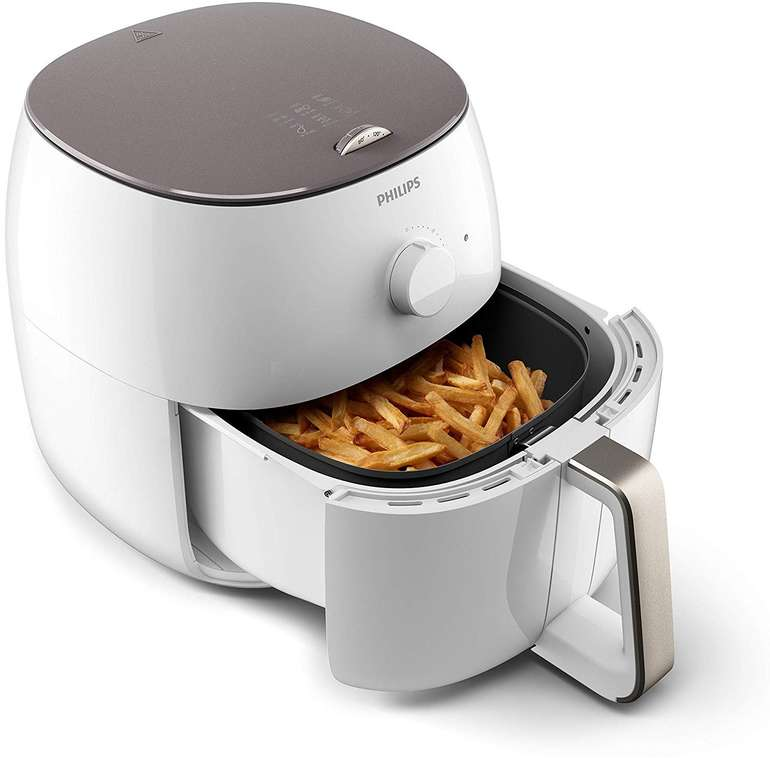 Philips Viva Collection HD9750/20 Airfryer XXL Fritteuse 2225W für 146,99€ (statt 195€)