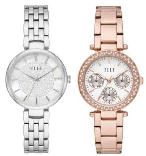 Elle Tuileries Damenuhr  für 25,90€ (statt 54€)