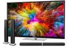 Medion X14305 – 43 Zoll UHD Fernseher + TV Soundbar E64058 für 329,95€