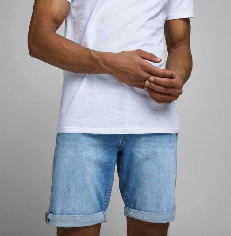 "Jack & Jones Bermuda bzw. Jeans Short ""Rick"" für 17,99€ inkl. Versand (statt 26€)"