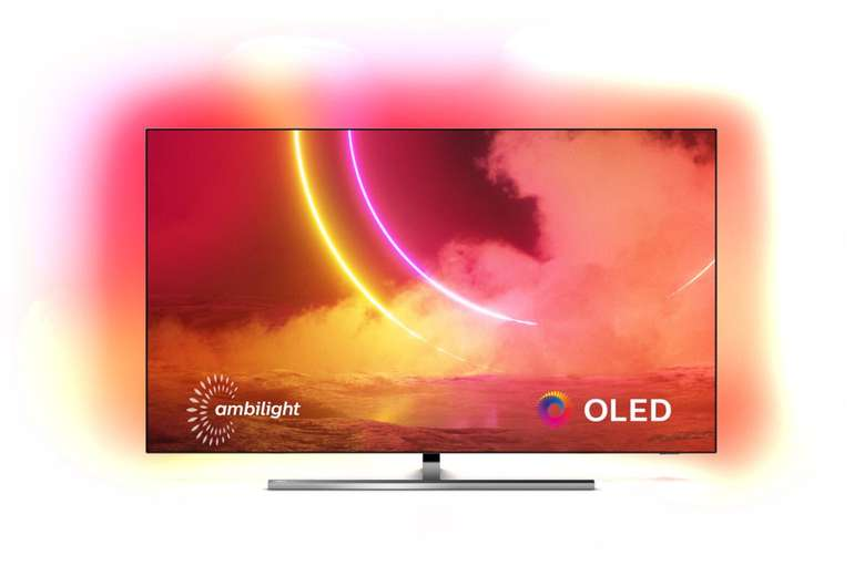 Philips 55OLED855/12 - 55 Zoll OLED 4K Smart TV für 1.277€ (statt 1.449€)