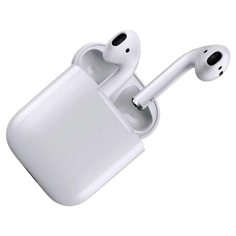 Apple AirPods + Charging Case - 2nd Generation für 116,50€ inkl. Versand (statt 128,99€)
