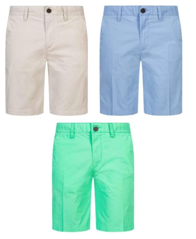 Timberland Squam Lake Poplin Herren Chino Shorts für 28,94€ inkl. Versand (statt 40€)