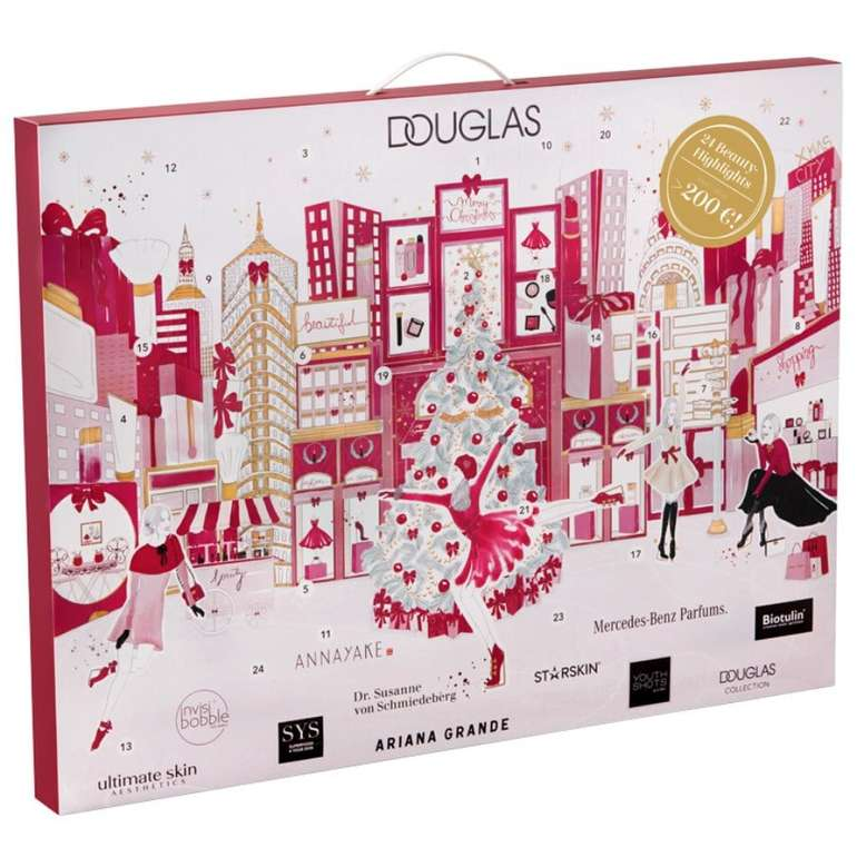 Douglas Collection New York City Adventskalender 2019 für 31,99€ (statt 40€)