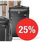 25% Rabatt auf viele Taschen, Rucksäcke & Trolleys bei Galeria Kaufhof!