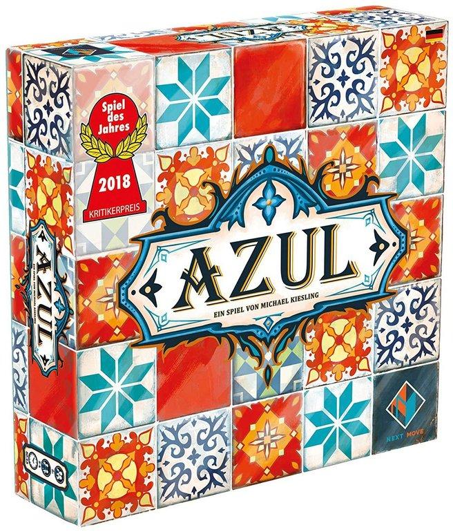 Azul (Spiel des Jahres 2018) für 23,99€ inklusive Versand (statt 30€)
