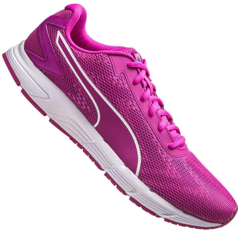 Puma Engine Damen Laufschuhe in Pink für 31,94€ inkl. Versand (statt 50€)