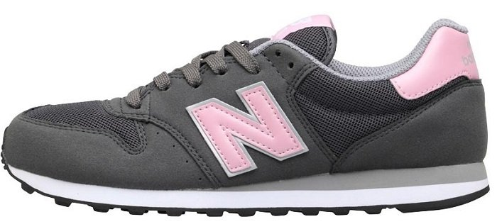 New Balance Damen 500 Sneakers Anthrazit für 51,44€ inkl. VSK…