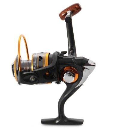 Für Angler: DK 3000 Spinning Fishing Reel 11BBs 5.2 : 1 für 6,36€ (statt 10,50€)