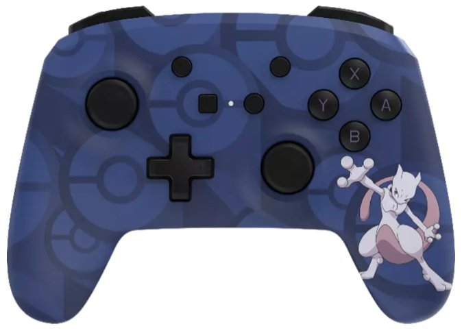 PowerA Nintendo Switch Wired Controller im Pokemon Mewtwo Style für 15,98€ inkl. Versand (statt 20€)