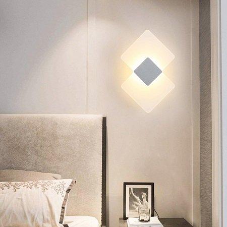 Basong LED Wandlampe mit 5 Watt für 7,99€ inkl. VSK (Prime)
