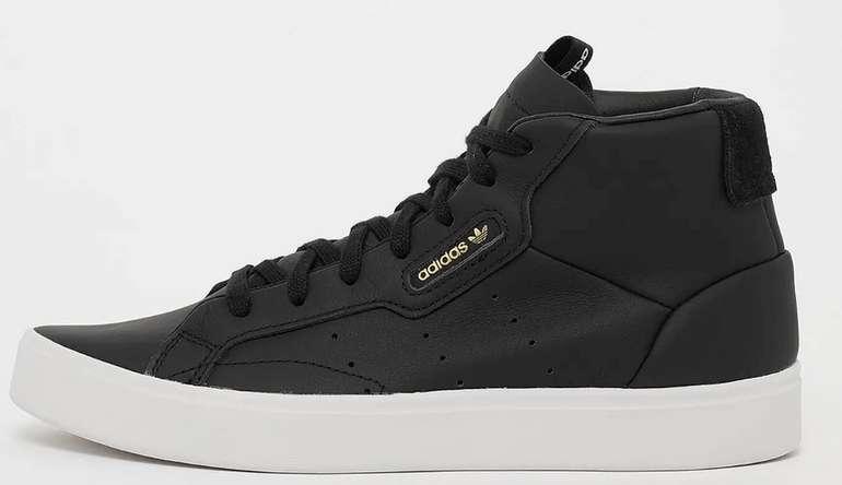adidas Originals adidas Sleek Mid Sneaker in schwarz für 52,99€inkl. Versand (statt 70€)