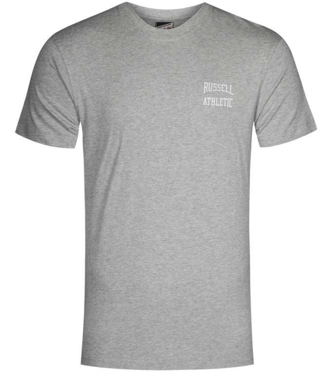 Russell Athletic Logo Crew Neck T-Shirts versch. Farben je 2,22€ zzgl. Versand