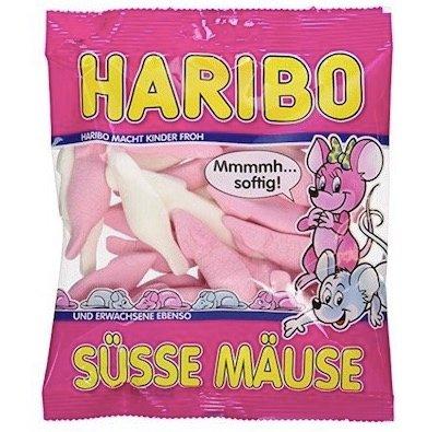 Preisfehler? 20er Pack Haribo Süsse Mäuse für 6,99€ inkl. Versand