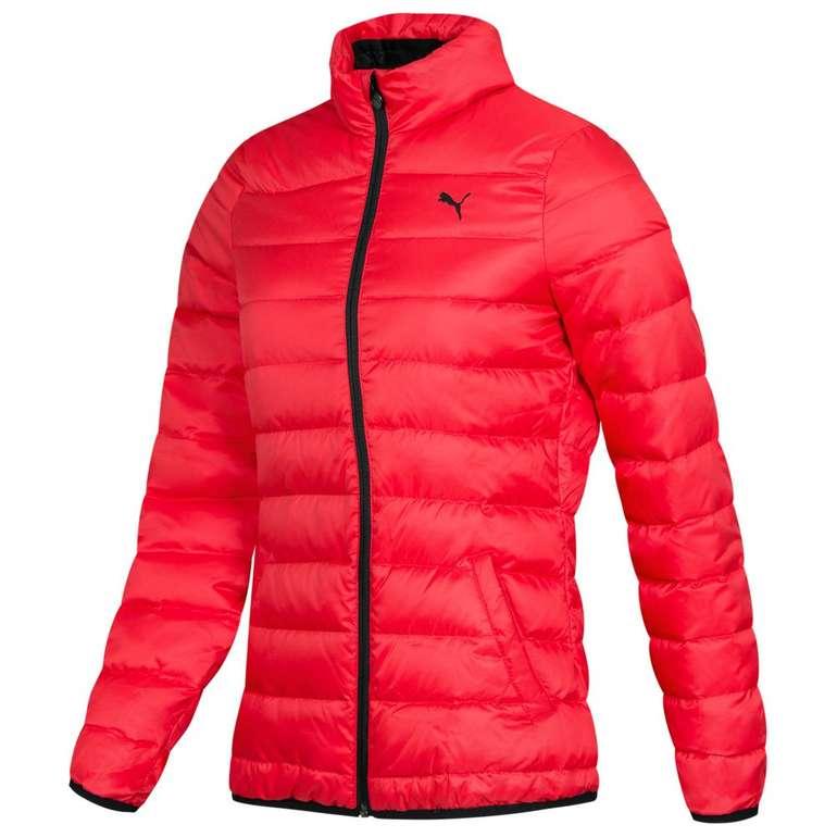 SportSpar: 10% Rabatt auf Damenbekleidung & Schuhe, z.B. Puma Heat Light Daunenjacke für 53,99€