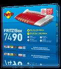 AVM FRITZ! Box 7490 B-Ware (Verpackungsschäden) für 134,10€ inkl. Versand