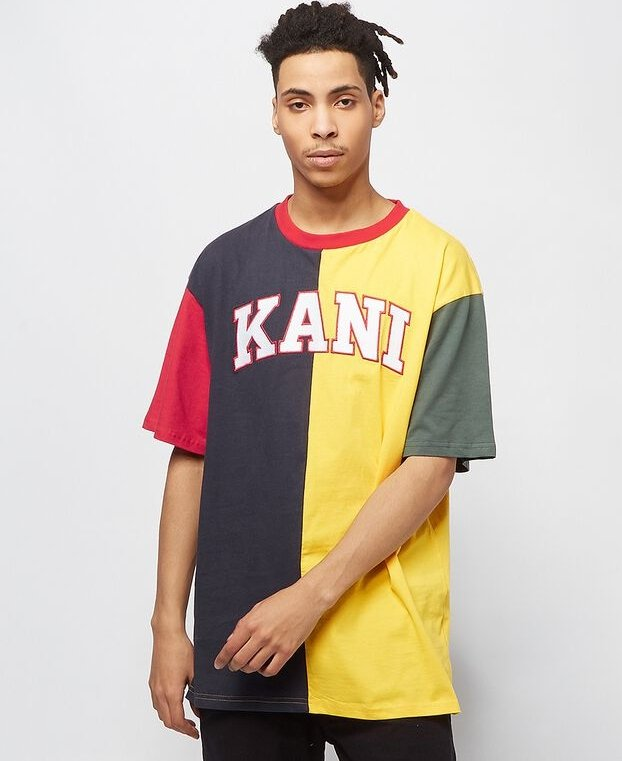 Karl Kani College Block Herren T-Shirt für 23,99€ inkl. Versand (statt 32€)