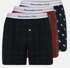 3er Pack Abercrombie & Fitch Boxershorts für 35,91€ inkl. Versand (statt 40€)