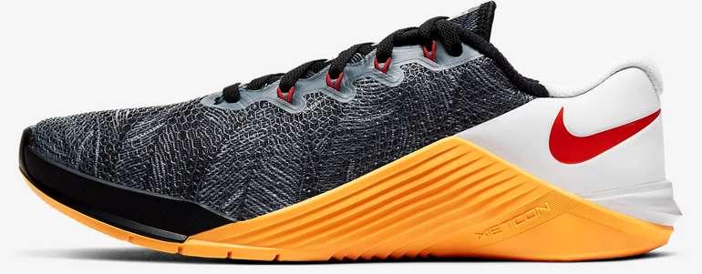 Nike Metcon 5 Damen-Trainingsschuh in schwarz-orange für 73,13€ inkl. Versand (statt 129€)