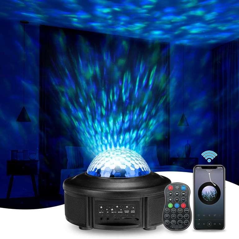 Solmore LED Sternenhimmel Projektor für 23,39€ inkl. Versand (statt 39€)