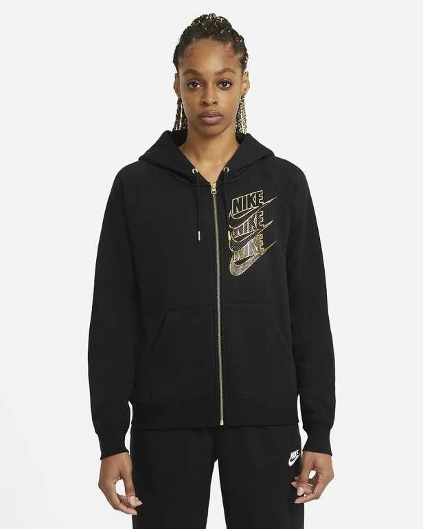 "Nike Sportswear Damen Sweatjacke ""BB Shine"" für 42,05€ inkl. Versand (statt 65€) - Nike Membership!"