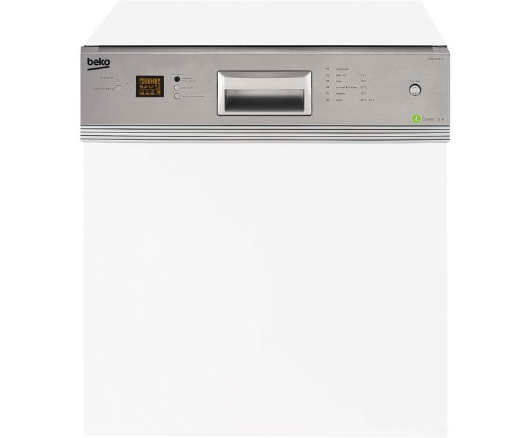 Beko DSN6634FX Geschirrspüler 60cm, Edelstahl, A++ für 289€ inkl. Lieferung