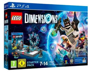 Lego Dimensions Starter Pack (PS4) für 23,98€ inkl. Versand (statt 31€)