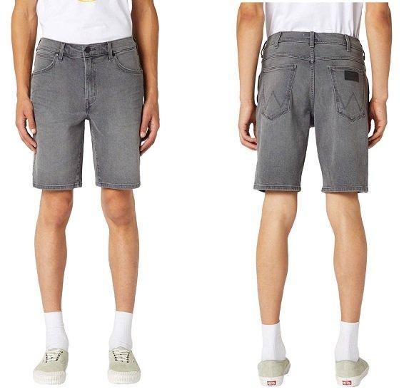 Wrangler Herren 5 Pocket Shorts 2