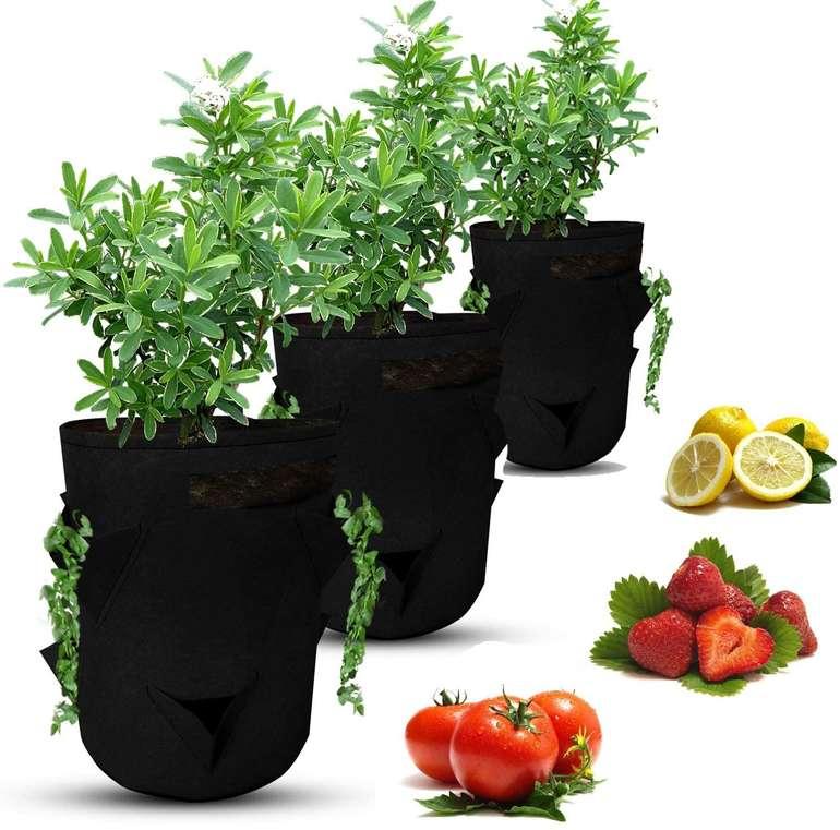 Vingo Pflanzentaschen reduziert, z.B. 3 x 38 Liter für 12,59€ (statt 18€)