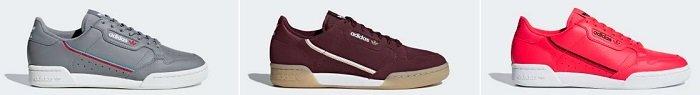 adidas Originals Continental 80 Sneaker 2