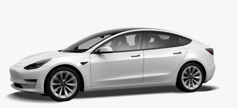 Gewerbeleasing: Tesla Modell 3 mit 306 PS für 278€ netto mtl. (BAFA, LF: 0.76, Überführung: 824€)
