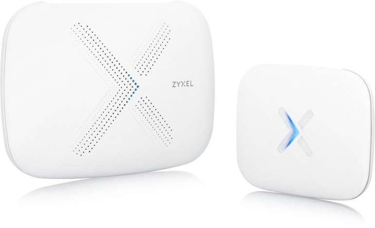 Zyxel Multy X Tri-Band WiFi System + Multy Mini Mesh für 149,95€ (statt 219€)