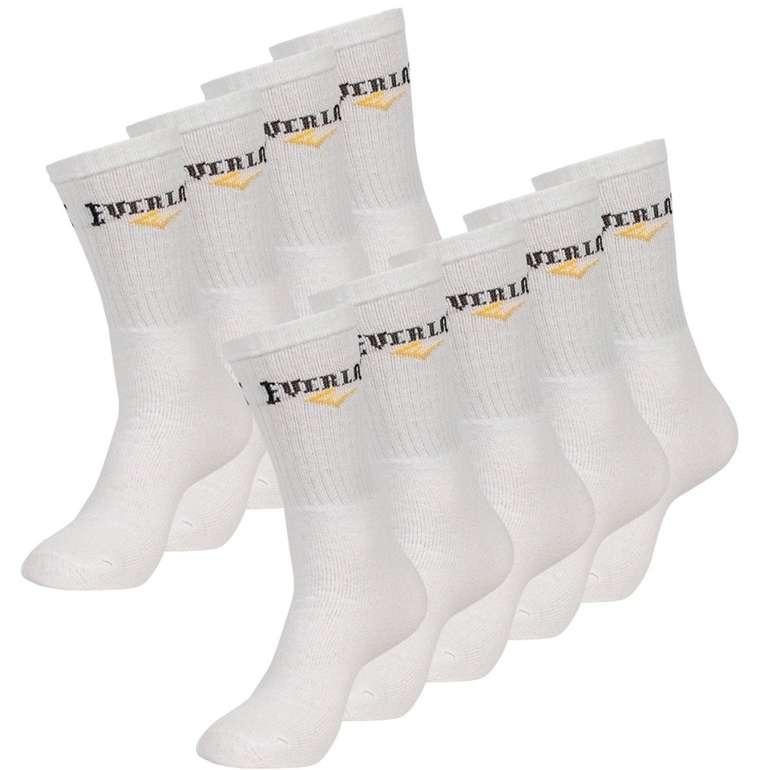 9er-Pack Everlast Unisex Sport Socken für 10,61€ inkl. Versand (statt 15€)