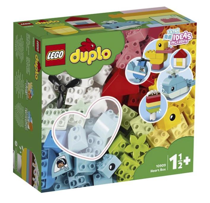 Lego® Duplo® Classic - Mein erster Bauspaß (10909) für 14,07€ inkl. Versand (statt 18€) - Thalia Club!