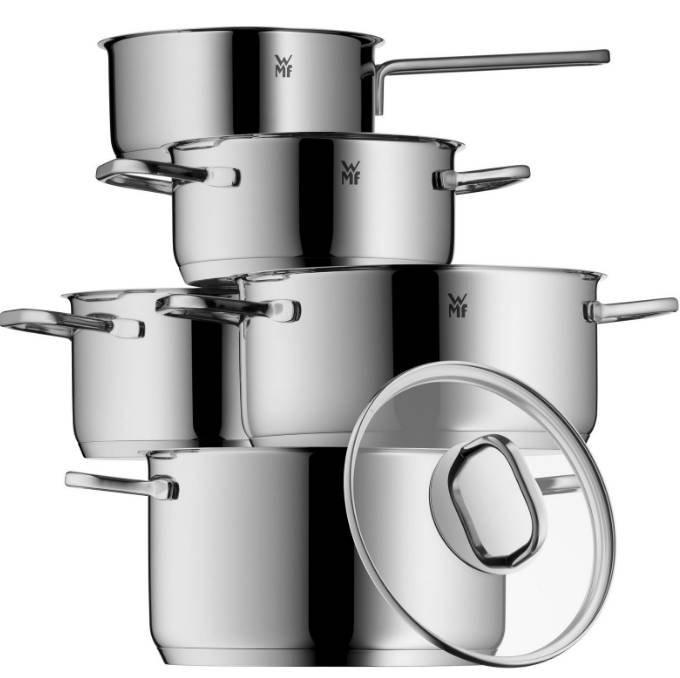 WMF Intension Topf-Set 5-teilig für 104,95€ inkl. Versand (statt 130€)