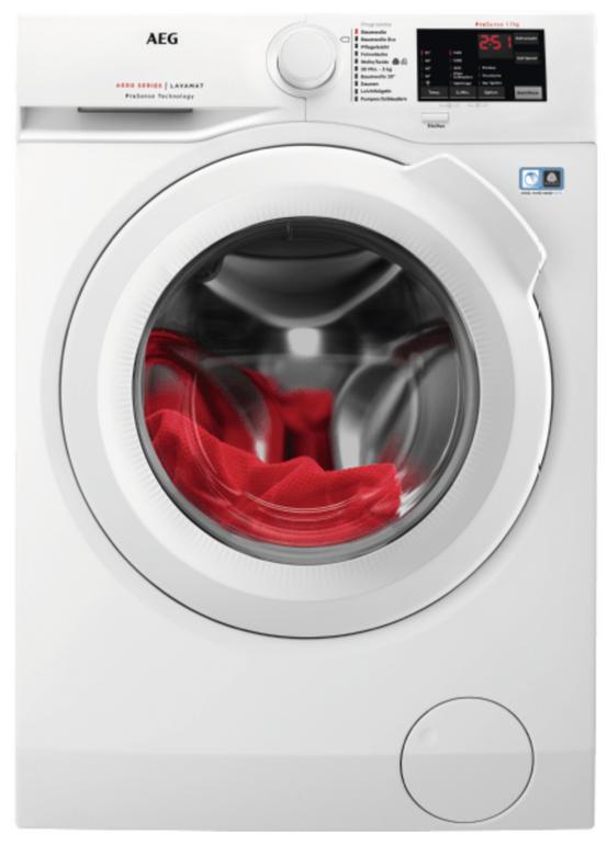 AEG L6FB50472 Waschmaschine (7 kg, 1400 U/Min., A+++) für 339€ inkl. Versand