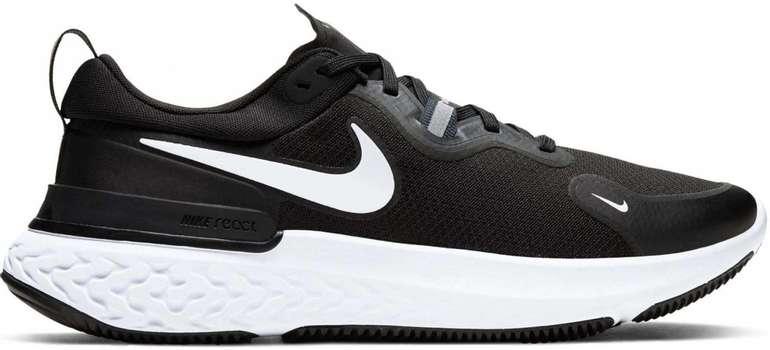 Nike React Miler Herren Sneaker in Schwarz/Weiß für 62,78€ (statt 78€)