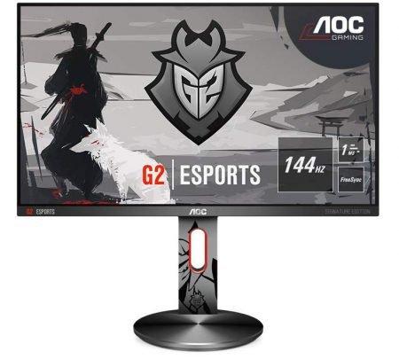 "AOC Gaming Monitor G2590PX/G2 (24,5"", Full HD, 1ms, 144 Hz) für 212,44€"