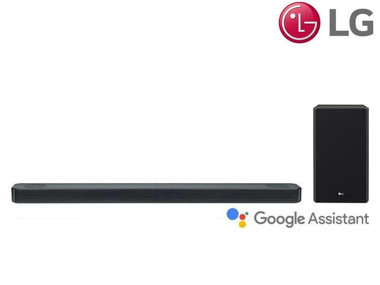 LG SL8YG – 3.1.2 Dolby Atmos Soundbar für 365,90€ inkl. Versand (statt 554€)