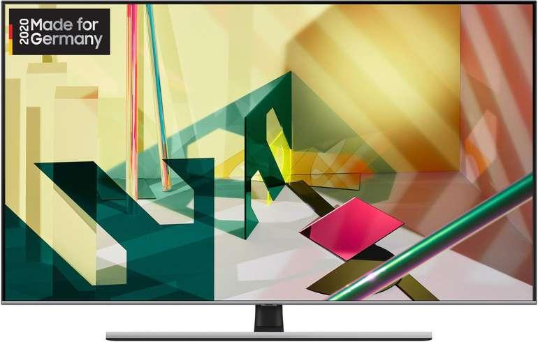 """Samsung GQ-55Q70T - 55"""" QLED-Fernseher (UHD, Triple Tuner, 100Hz) für 677€ inkl. Versand (statt 874€)"""