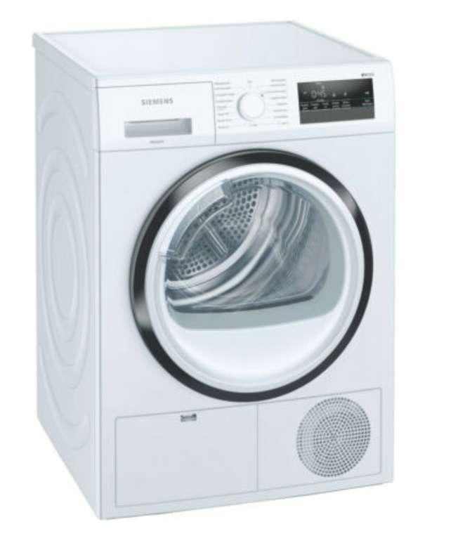 Siemens Wärmepumpentrockner WT45HVA1 (8 kg, A++) für 449,10€ inkl. Versand (statt 522€)